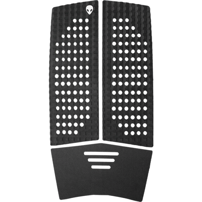 LUNASURF 3pc FRONT TRACTION CHARCOAL GREY