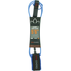 STAY COVERED SUPER COMP 5'6 LEASH BLUE