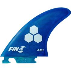 FIN-S AM-1 HONEYCOMB BLUE 3 fins sale