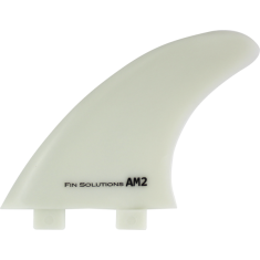 FIN SOLUTIONS AM-2 FCS NATURAL 3fin set
