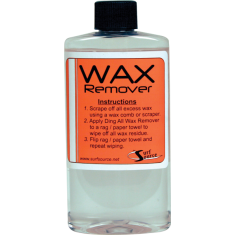DING ALL  4 OZ. WAX REMOVER