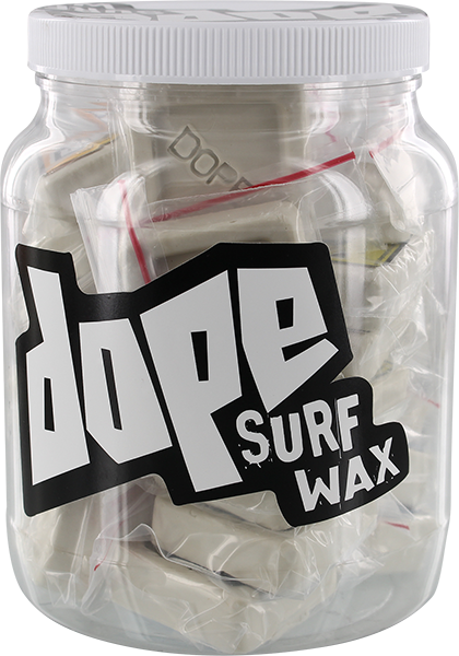 DOPE SURF WAX MINI NUG JUG 20/BARS assorted