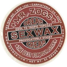 SEX WAX DREAM CREAM BRONZE 1 BAR COOL-MILD TROP