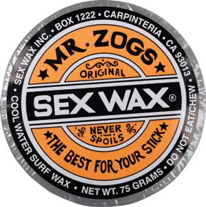 SEX WAX OG. SINGLE BAR-COOL