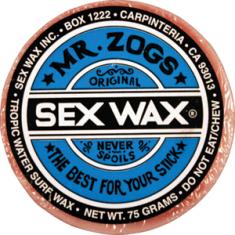 SEX WAX OG. SINGLE BAR-TROPICAL COCONUT
