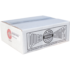 QUICK HUMPS 1X YELLOW - EXTREME SOFT 100/CASE