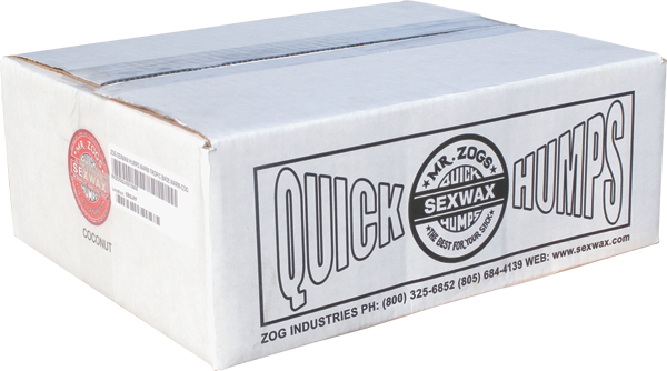 QUICK HUMPS 4X ORANGE - FIRM - 100/CASE