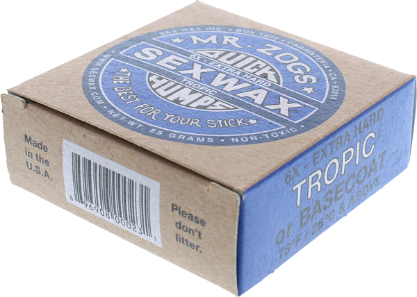 QUICK HUMPS 6X BLUE - EXTRA HARD  - SINGLE BAR