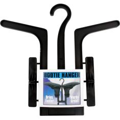 BOOTIE HANGER BLACK single