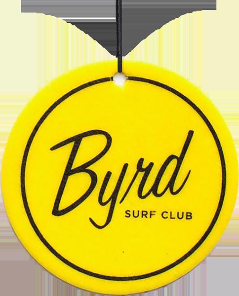 BYRD AIR FRESHENER - SALTY COCONUT