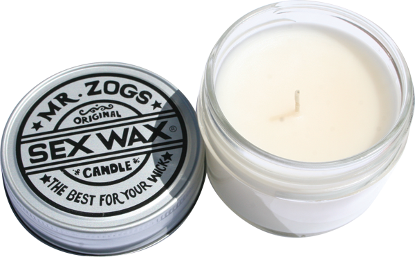 SEXWAX CANDLE COCONUT