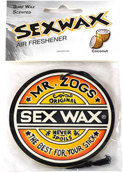 SEXWAX SCENTED AIR FRESHENER COCONUT