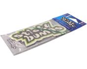 STICKY BUMPS LOGO AIR FRESHENER- KIWI FRUIT