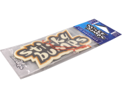 STICKY BUMPS LOGO AIR FRESHENER- ORANGE MANGO