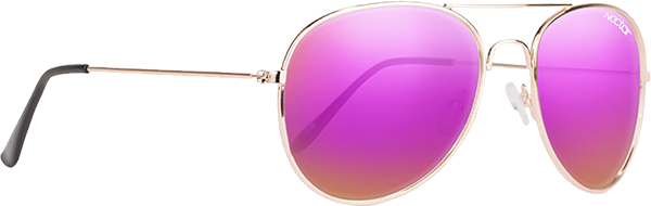 NECTAR MAVERICK POLARIZED ROSE GOLD/PINK