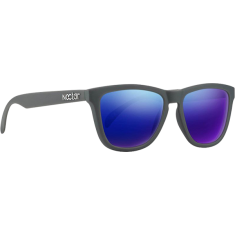 NECTAR CRUX POLARIZED MATTE GREY/BLUE