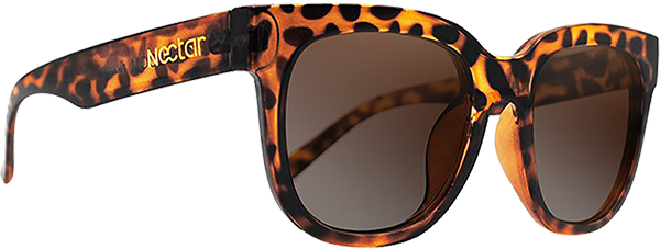 NECTAR BLOOM POLARIZED TORTOISE BROWN/AMBER
