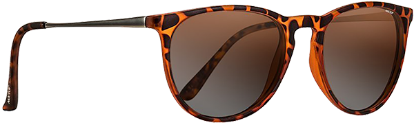 NECTAR GOOSE POLARIZED BROWN TORTOISE/AMBER