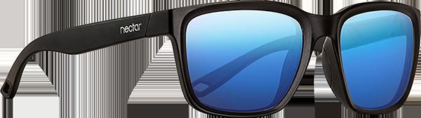 NECTAR TIDE POLARIZED BLACK/BLUE