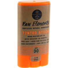 RAW ELEMENTS ECO TINT STICK 30+ .6oz