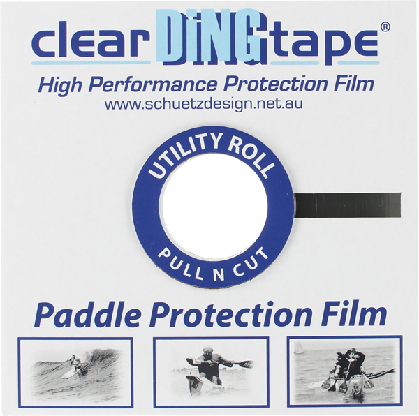 CLEAR DING TAPE PADDLE BLADE FILM 20mmX50m ROLL